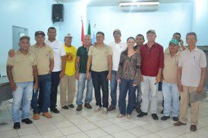 Equipe da 12ª Regional de Saúde do Pará