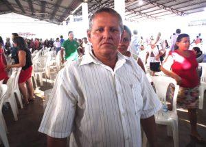 Delcir Alves Pereira, uma das vítimas da enchente (Foto: Antonio Guimarães)