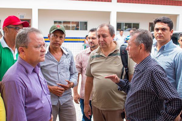 Photo of Em visita a Xinguara vice-governador promete reforço nas ações de combate ao Aedes Aegypti