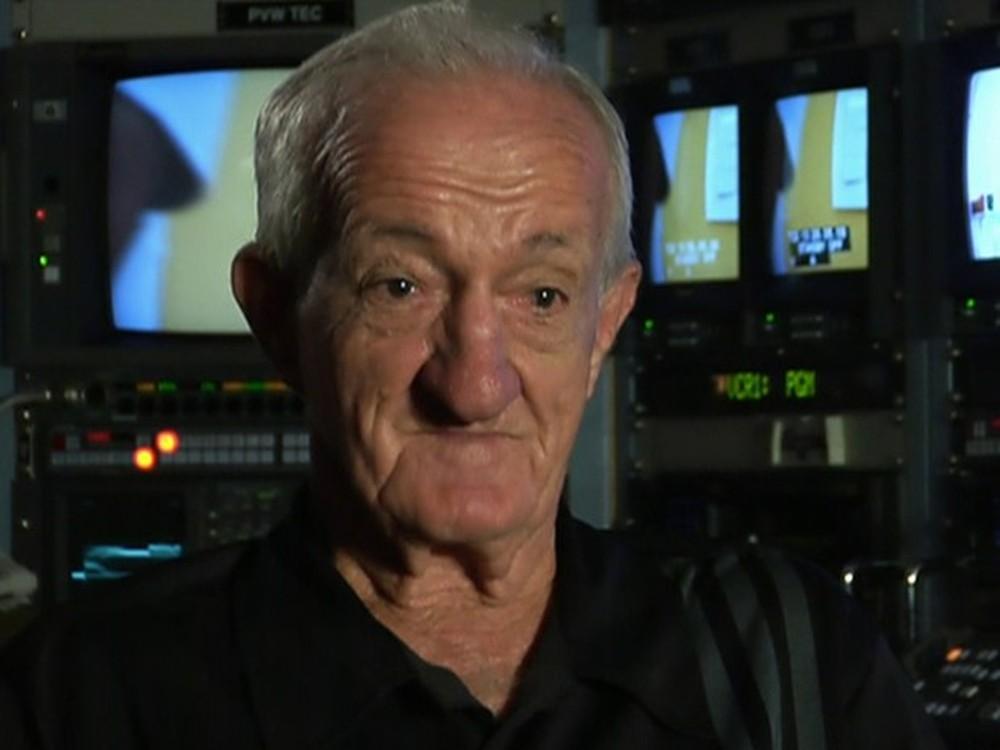 Foto de Russo, Ex-assistente de palco da TV Globo, morre aos 85 anos, no RJ