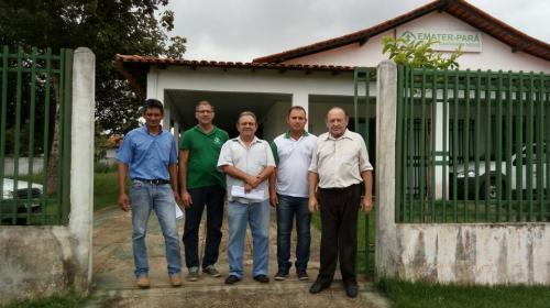 Foto de Adepará e Emater unificam atendimento ao produtor rural