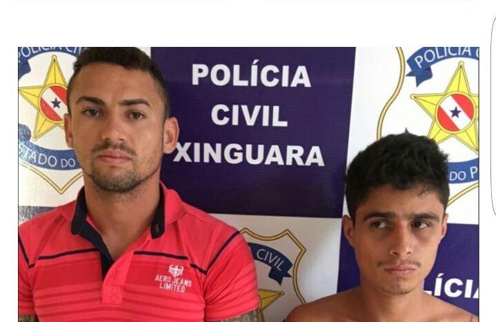 Foto de Acusados de matar jovem Borracheiro em Xinguara foram presos