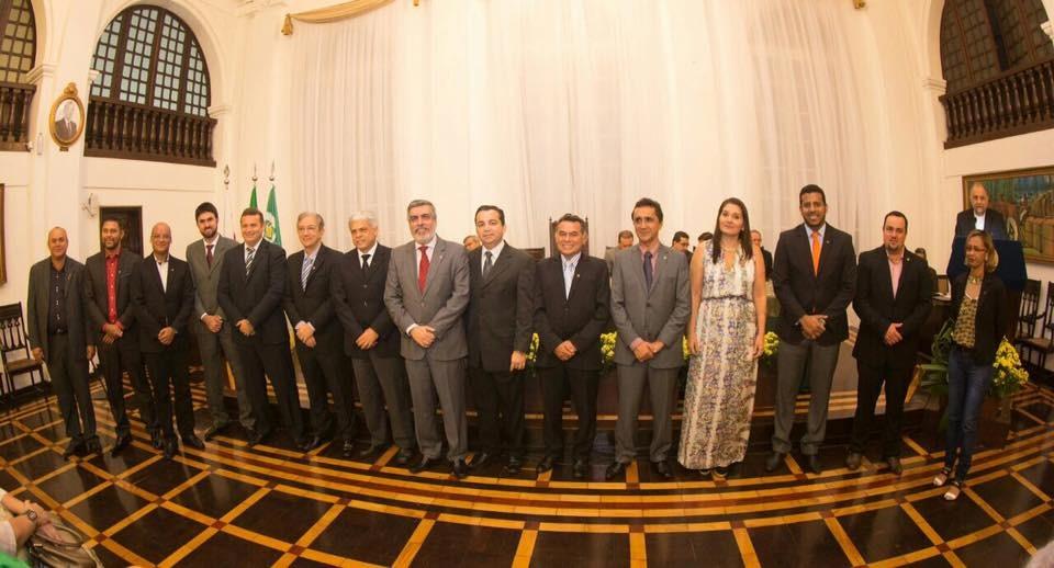 Foto de A ACIAPA tem a honra de ocupar uma cadeira na federação das Associações Comerciais e Industriais do Pará