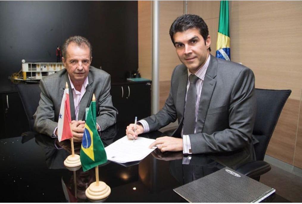 Foto de Prefeito de Xinguara participa de reuniões em Brasília em busca de melhorias para o Município