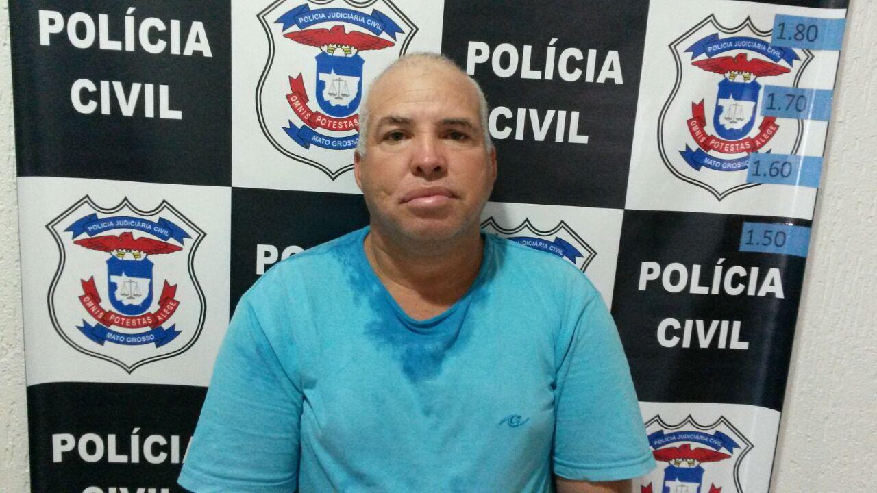 Foto de DECA prende acusado de participar da morte do líder de assentamento em Rio Maria