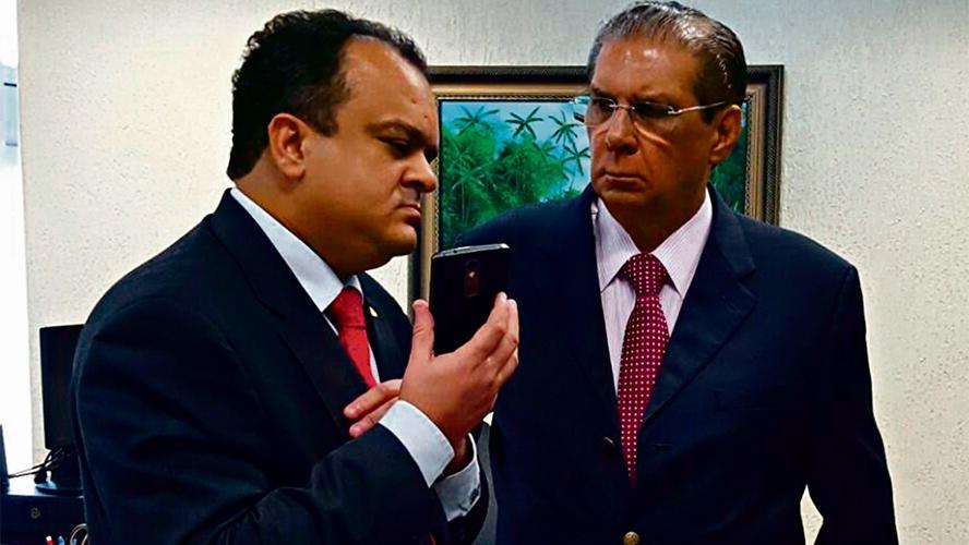 Foto de Ministro acata pedido de Jader e cancela operação