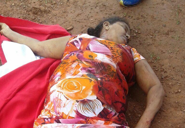 Foto de Polícia procura por assassino que matou mulher e baleou o marido dela em Floresta do Araguaia