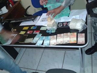 Foto de Irmãos foram presos transportando cocaína e crack pela Rodovia BR-158 entre Redenção e Casa de Tábua