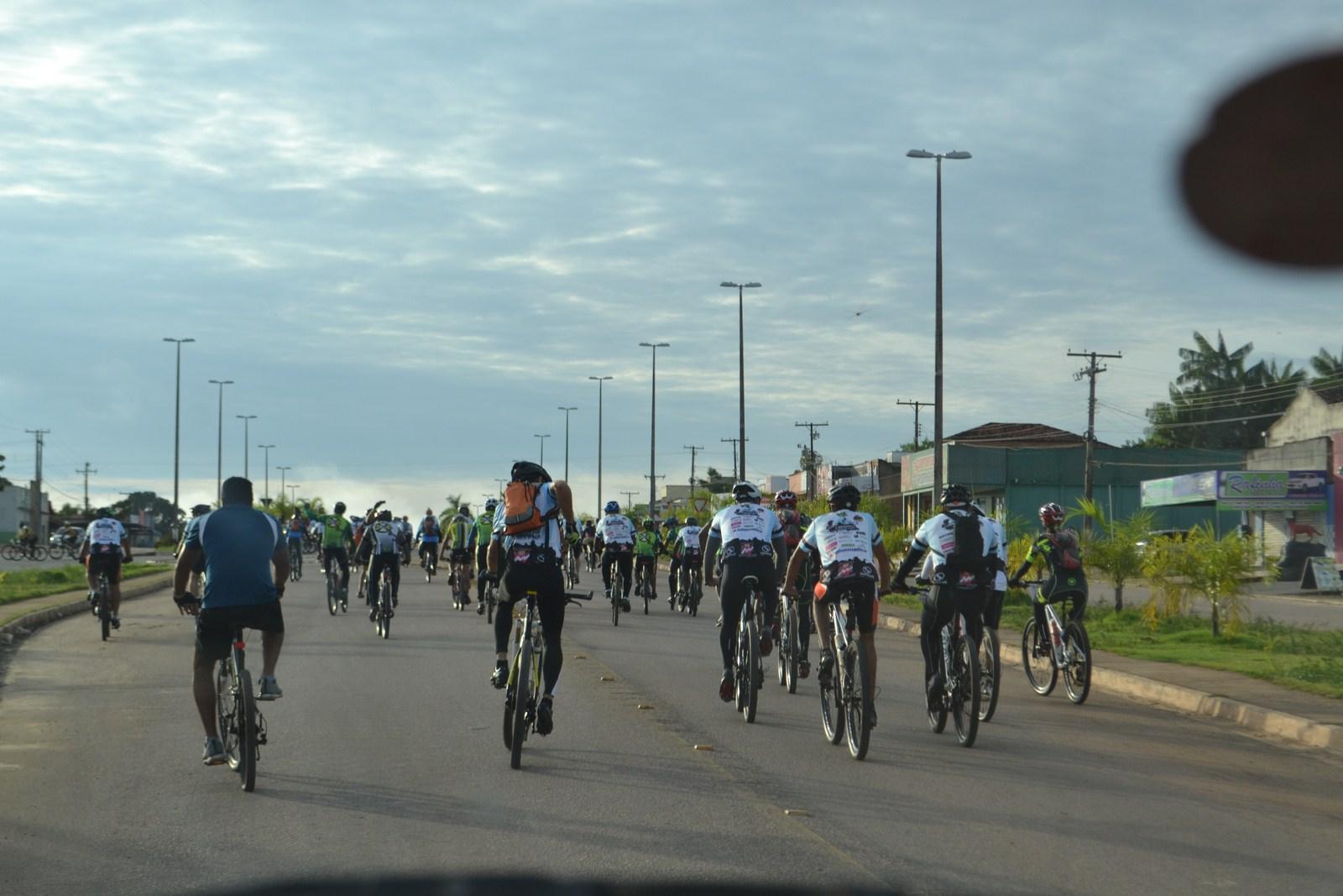 Foto de 2º Desafio MTB Cidade de Pedra reúne 217 ciclistas em Ourilândia do Norte e repete sucesso do ano passado