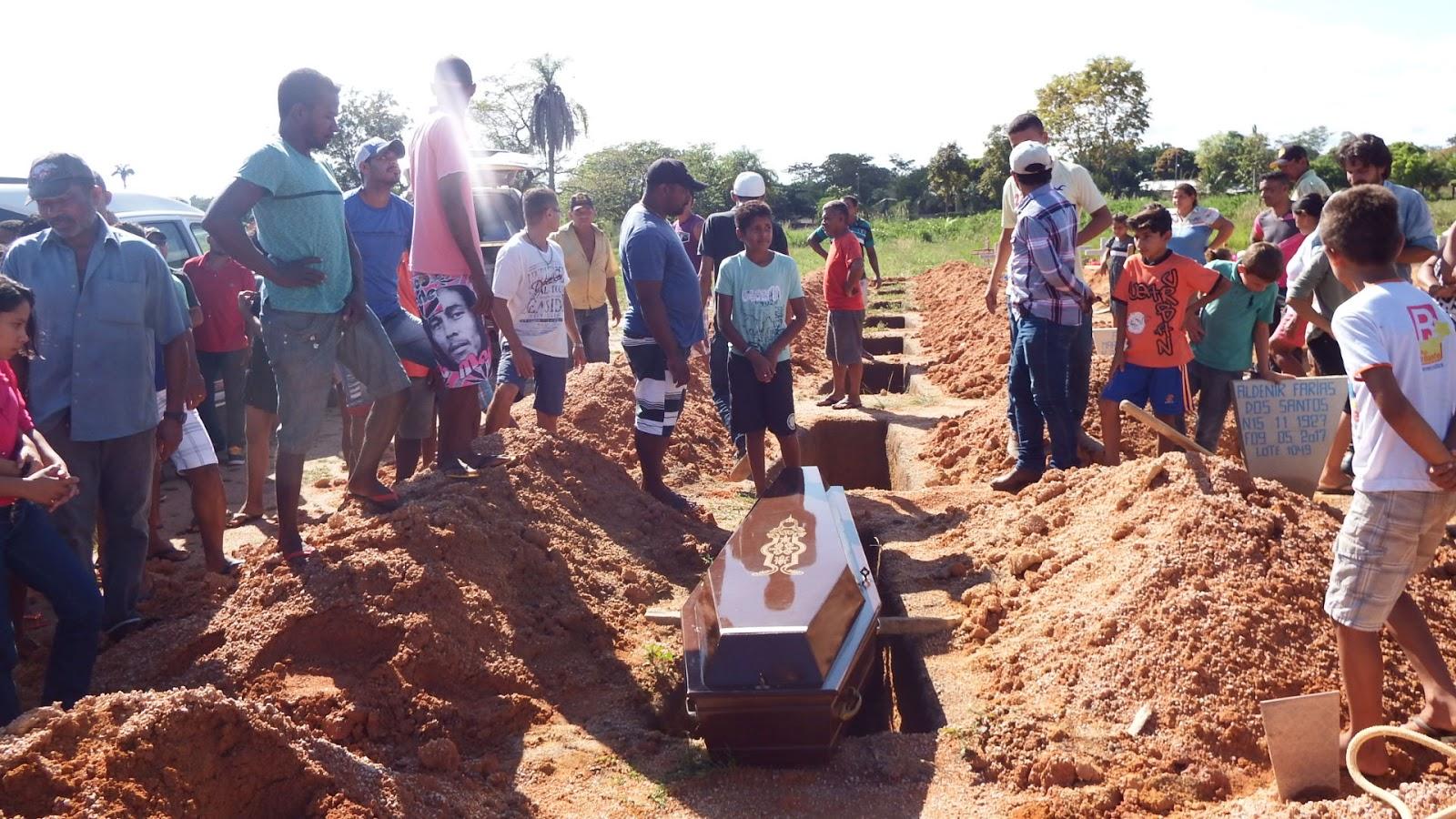 Foto de Pau D`Arco (PA): Identificadas as 10 pessoas mortas na Fazenda Santa Lucia