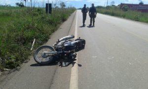Foto de Acidente na PA-279 próximo a São Félix do Xingu faz uma vítima fatal