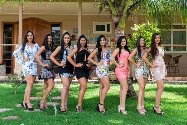 Foto de Candidatas ao concurso Miss Xinguara 2017 são apresentadas oficialmente