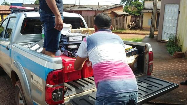 Foto de Ex-prefeito de Pacajá é preso em operação do MPPA