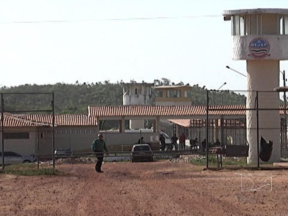 Foto de 32 detentos fogem do Complexo Penitenciário de Pedrinhas, diz governo