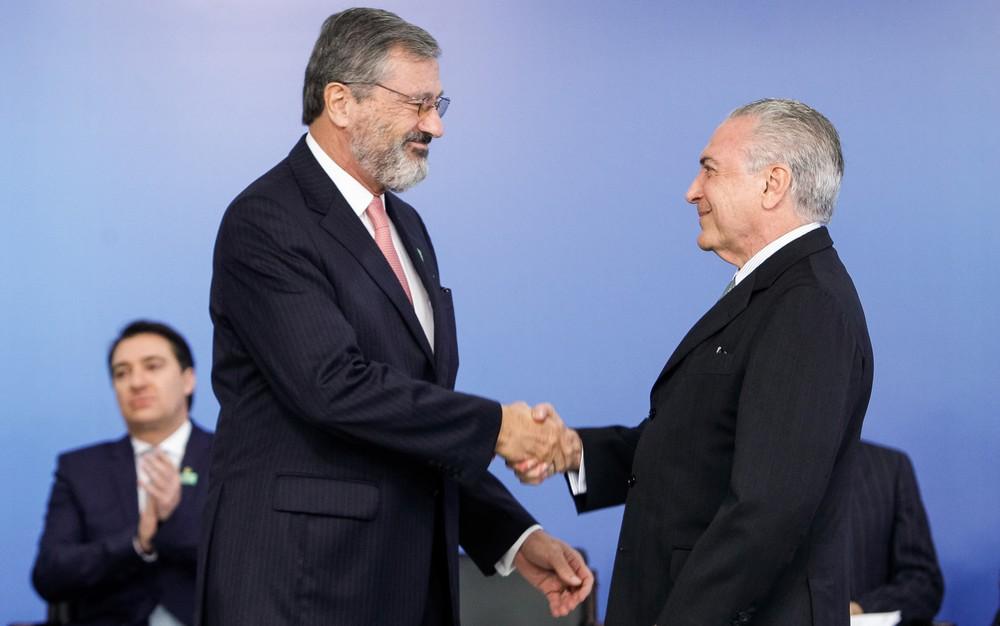 Photo of Nomeação de Torquato para Ministério da Justiça é publicada no 'Diário Oficial'