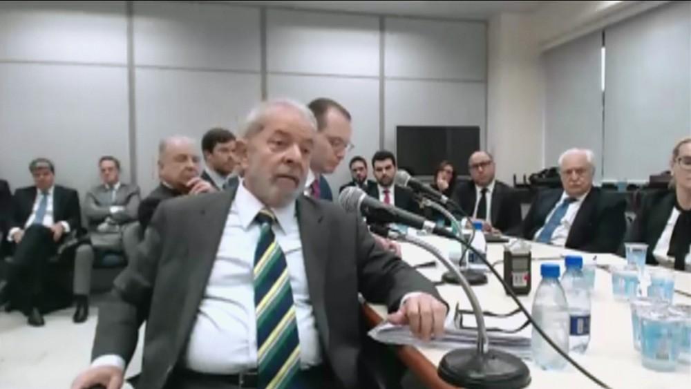 Foto de MPF pede prisão do ex-presidente Lula e pagamento de R$ 87 milhões em multas no caso do triplex