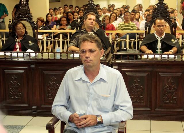 Foto de Justiça recebe mandado de prisão contra Regivaldo Galvão, condenado pela morte da Missionaria Dorothy