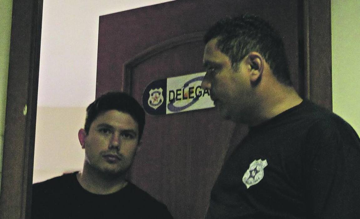 Foto de Acusados de roubo continuam na cadeia