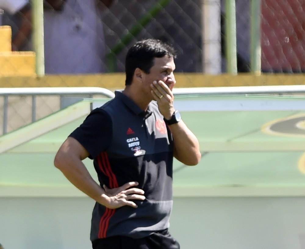 Foto de Fim da linha: após derrota na Ilha, Zé Ricardo deixa o comando do Flamengo