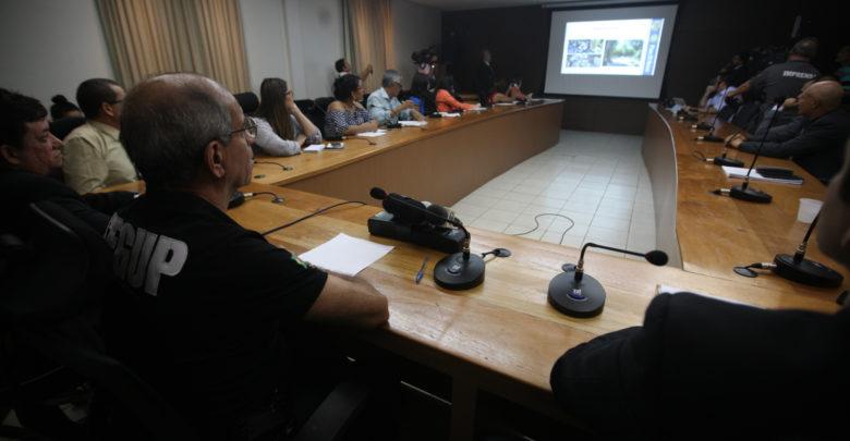 Foto de Laudo pericial da simulação das mortes em Pau D'Arco foi divulgado
