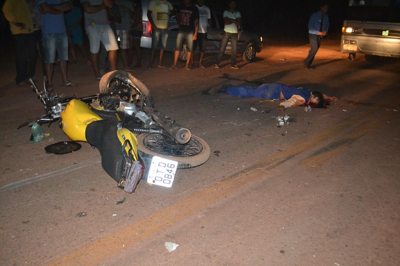 Foto de Acidente violento no Km 10 da PA 279 tira a vida de um homem