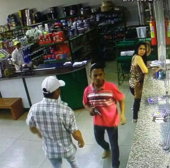 Foto de Loja é assaltada na PA-279 em Tucumã e Câmera registra tudo