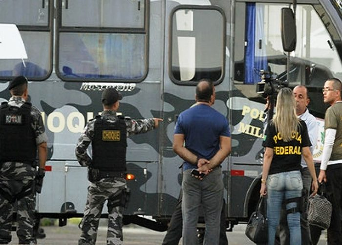 Foto de Libertação de policiais pode levar à federalização do caso de Pau D'Arco