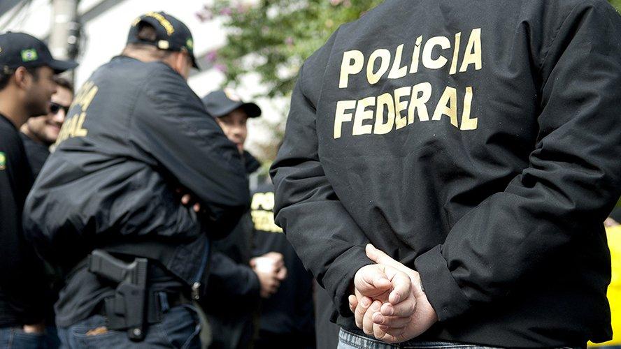 Foto de Operação da Polícia Federal investiga responsáveis por extorsões