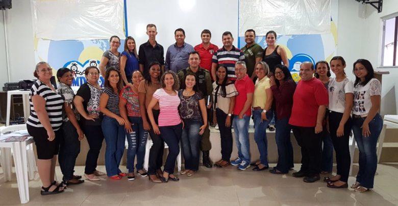 Foto de Escolas Municipais de Xinguara vão contar com o Projeto Ronda nas Escolas