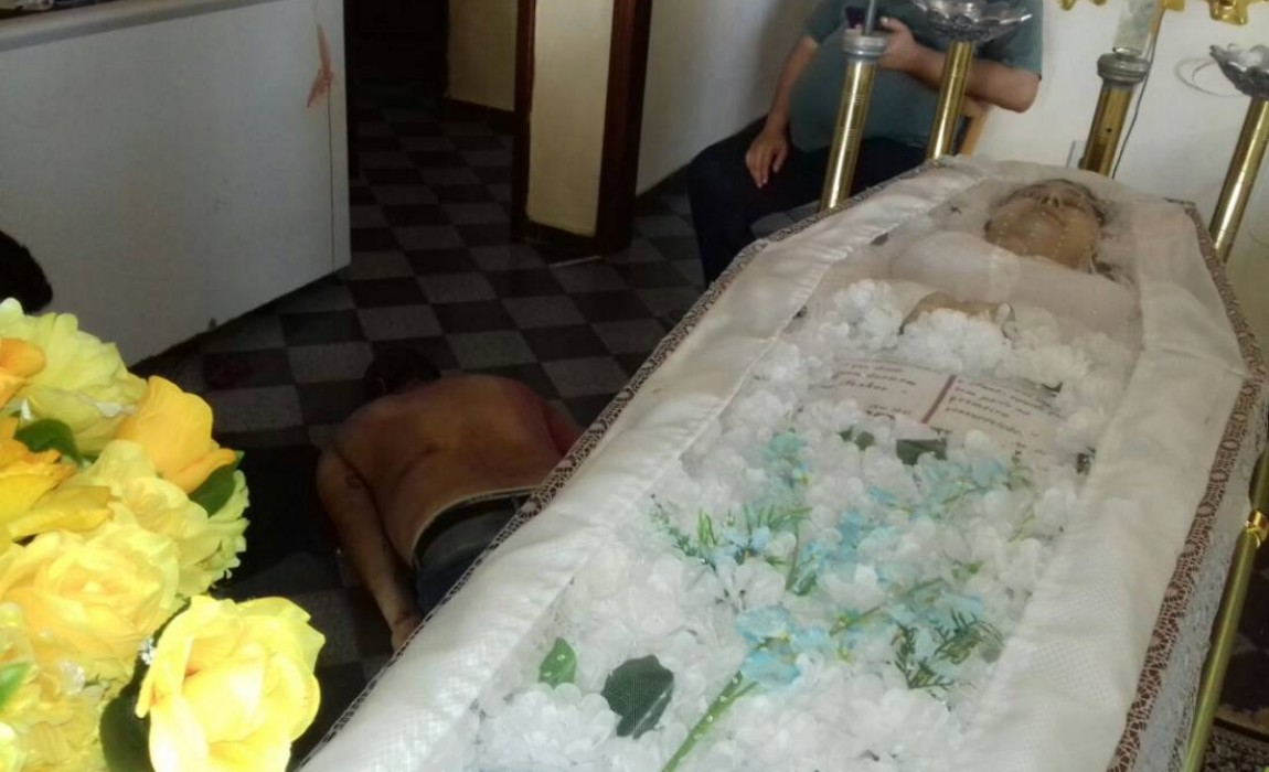 Foto de Assaltante da Prosegur em Marabá é morto no velório da esposa