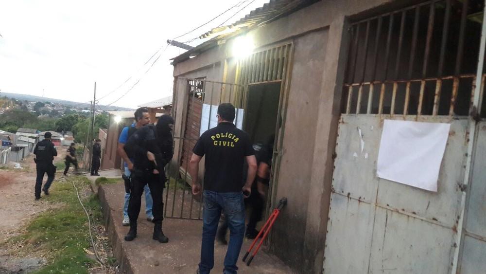 Foto de Polícia Civil cumpre mandados de prisão em operação realizada em Novo Progresso, sudoeste do Pará
