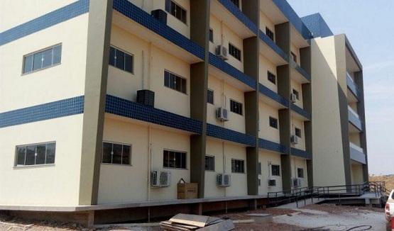 Photo of Xinguara: em fase de conclusão prédio da Unifesspa deve ser inaugurado em Outubro