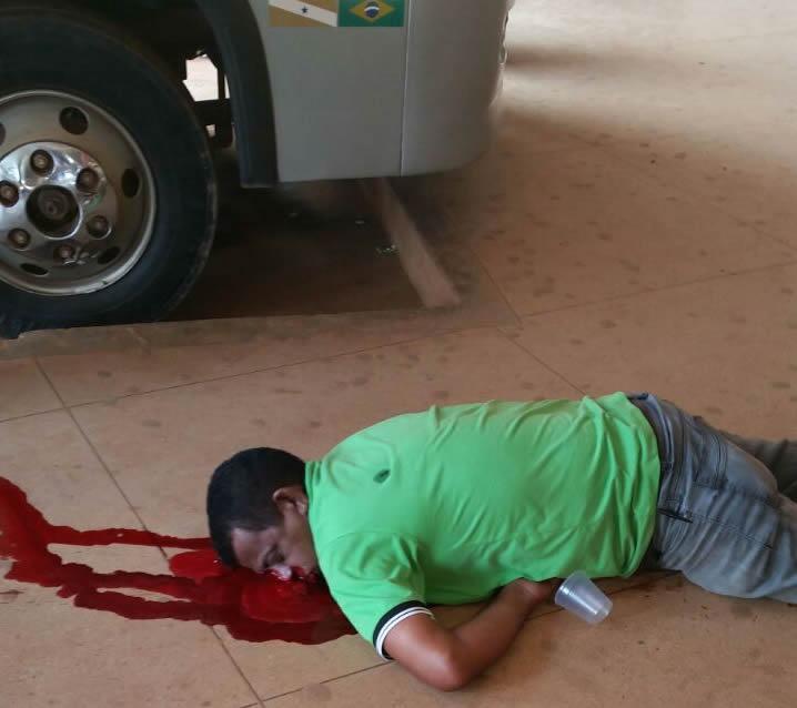 Foto de Motorista de Van foi assassinado a luz do dia na rodoviária de Novo Repartimento