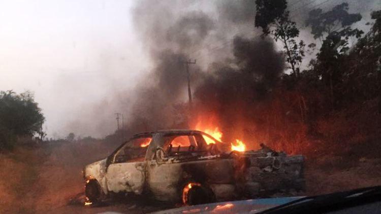 Foto de Agencias do BASA e BANPARÁ foram assaltadas em Eldorado dos Carajás