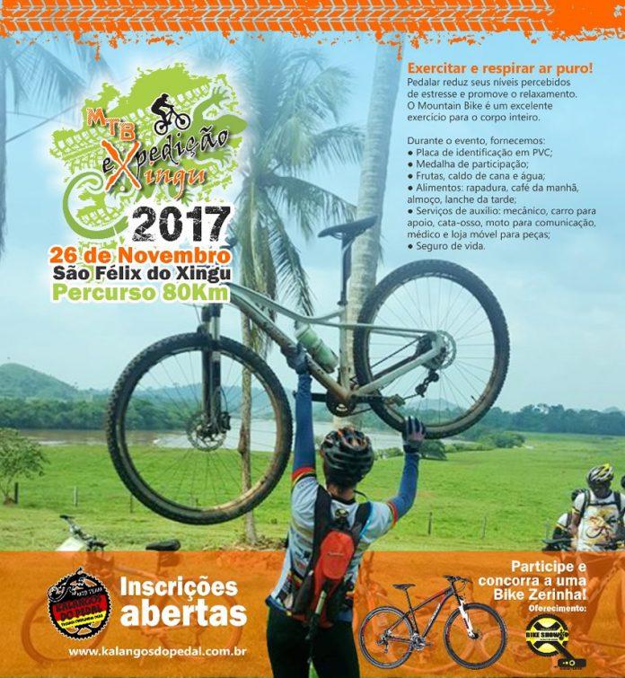 Foto de Faltam 10 dias para a Expedição Xingu, ciclistas de todo Brasil se preparam para essa aventura