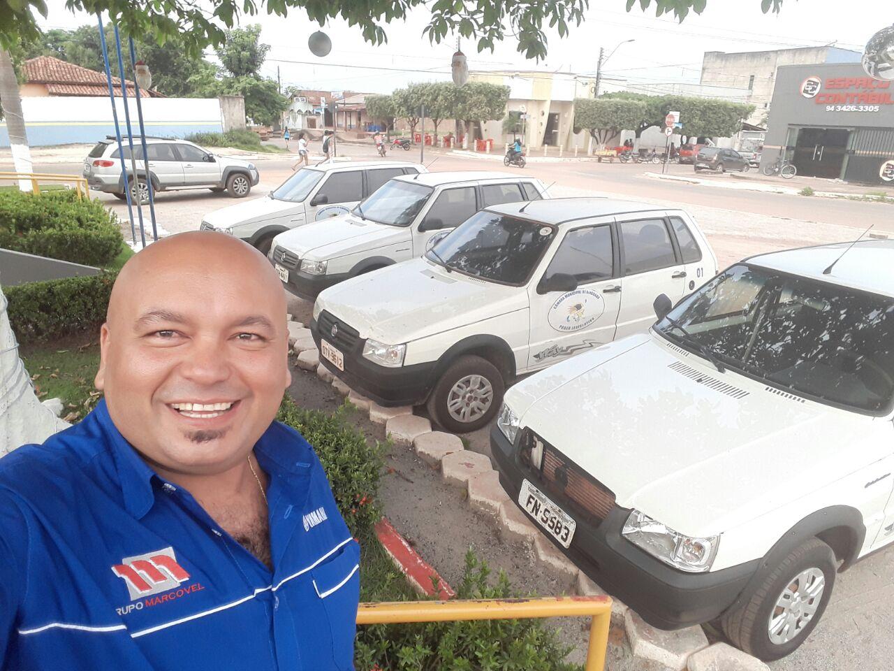 Foto de Projeto é reapresentado na Câmara de Vereador de Xinguara e carros são devolvidos ao Executivo
