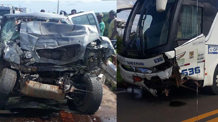 Foto de Trizidela do Vale no Maranhão está de luto, mãe e filha morreram em um acidente na BR 155 no Pará