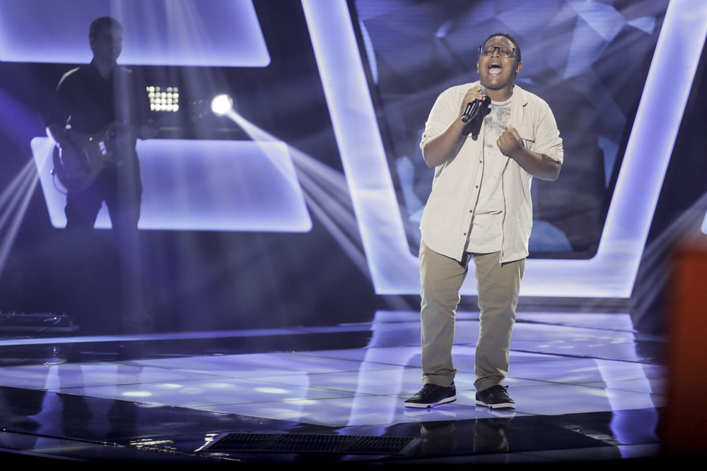 Photo of Garoto de Belém do Pará, com apenas 13 anos impressiona jurados do The Voice Kids