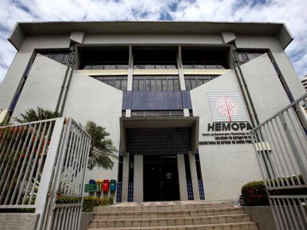 Foto de Hemopa abre processo seletivo para 15 vagas temporárias