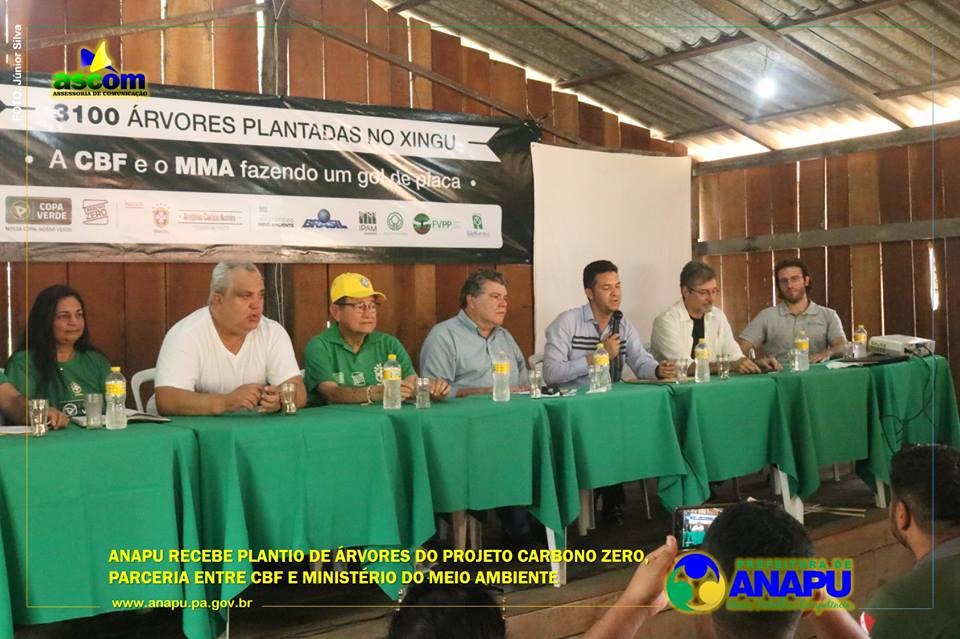Foto de Anapu no sudeste do Pará é escolhida para plantio de árvores do Projeto Carbono Zero