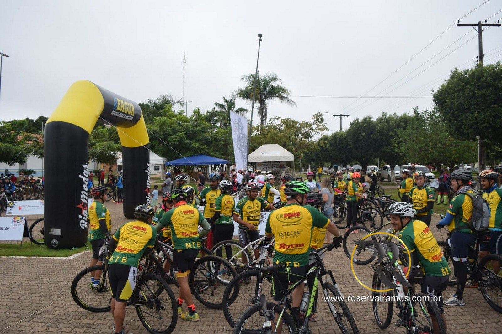 Photo of Fotos do Ciclotour 2018, cicloturismo em alta em Xinguara