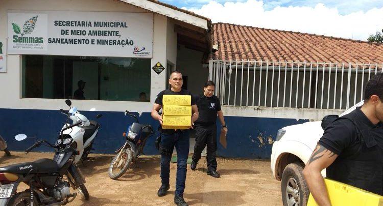 Foto de Polícia Civil desarticula esquema de corrupção durante operação Império Obscuro no sudeste do Pará