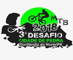 Foto de O 3º Desafio MTB Cidade de Pedra tem nova data e reserva fortes emoções para 2018