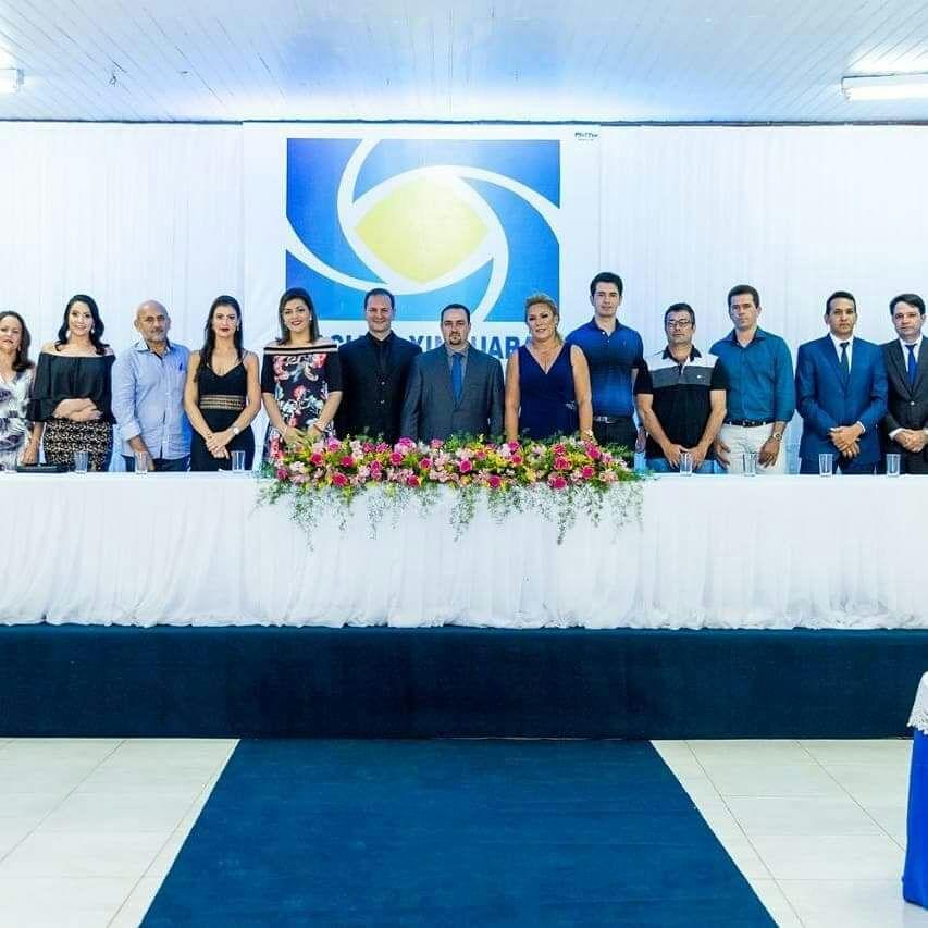 Foto de Nova diretoria da ACIAPA de Xinguara toma posse e Alfredo Américo Soffa volta a presidência