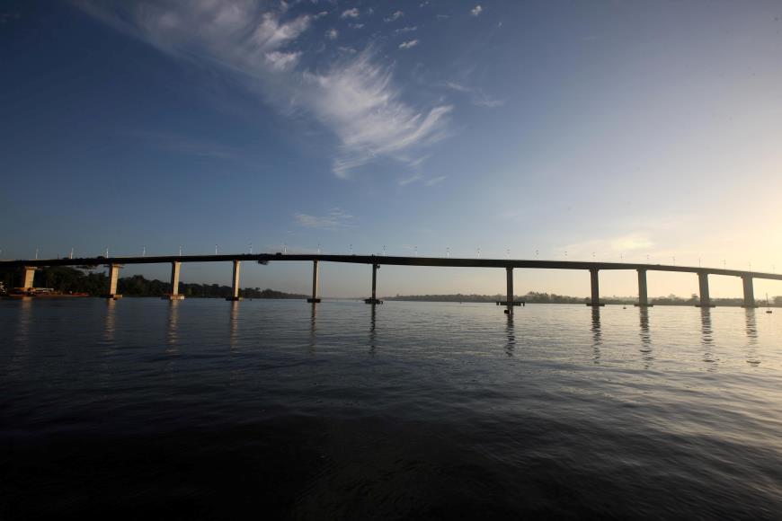 Photo of Pavimentação e pontes em concreto garantem mobilidade e segurança