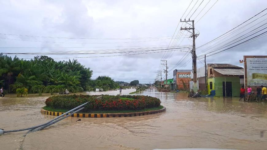Foto de Força-tarefa garante atendimento a famílias atingidas pelas chuvas em Paragominas