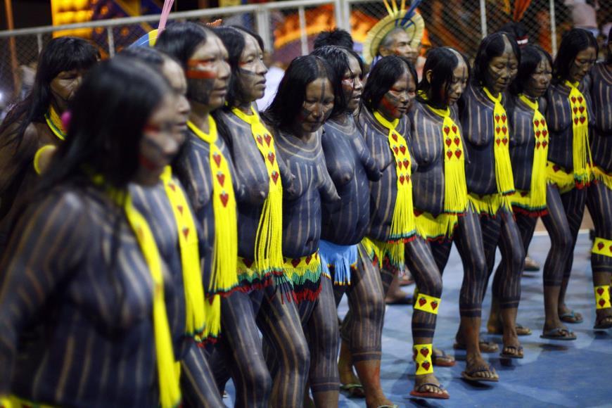 Foto de Semana dos Povos Indígenas vai discutir a igualdade de gêneros em São Félix do Xingu