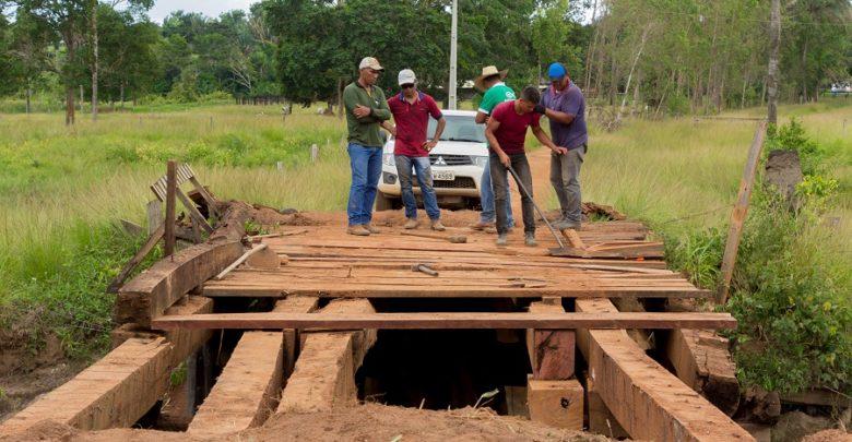 Foto de Cidades do sul do Pará serão beneficiadas com ação emergencial em estradas vicinais