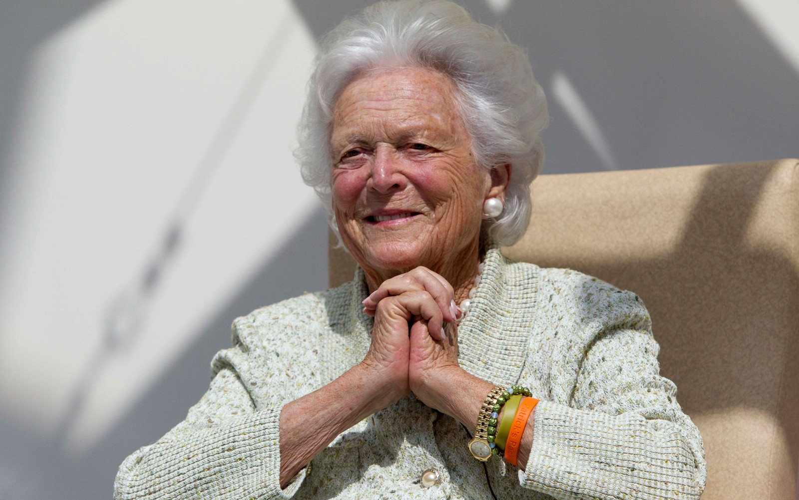 Photo of Barbara Bush morre aos 92 anos