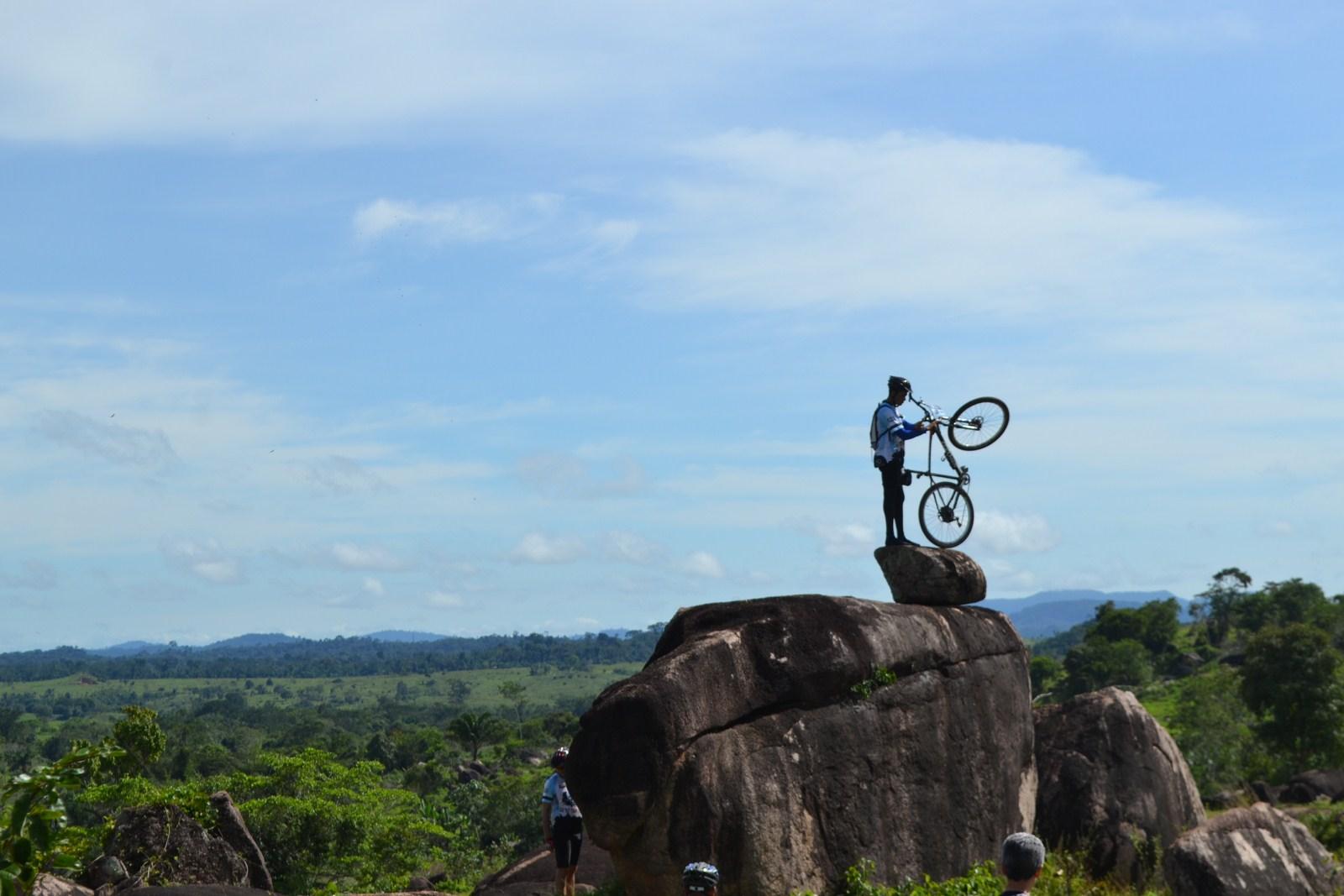 Foto de 3º Desafio Cidade de Pedra: O maior evento de Cicloturismo do sul do Pará mais uma vez não contara com o apoio de prefeitura